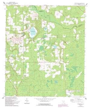 Monteocha USGS topographic map 29082g3