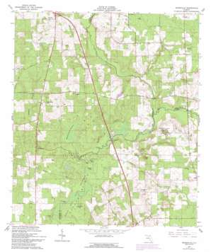 Mikesville USGS topographic map 29082h5