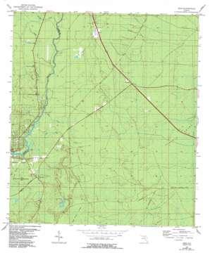 Jena USGS topographic map 29083f3