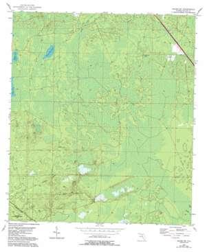 Salem Sw USGS topographic map 29083g4