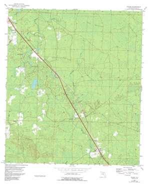 Salem topo map