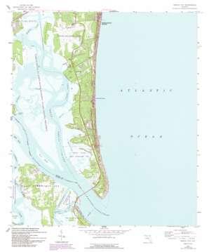Amelia City topo map
