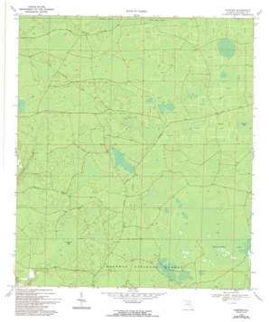 Fairview topo map