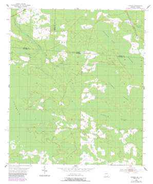 Council topo map