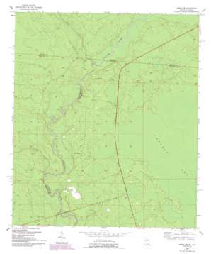 Fargo Sw topo map