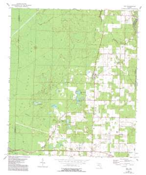Day topo map