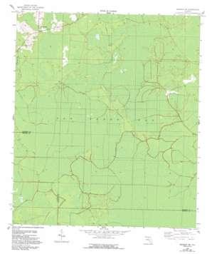Madison Sw topo map