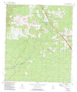 Lamont Se topo map