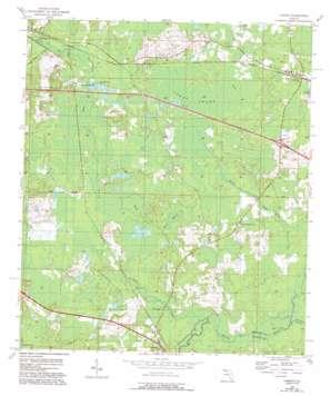 Lamont topo map