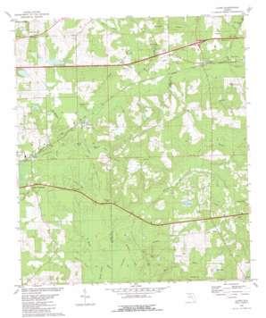 Lloyd topo map