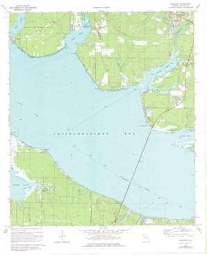 Freeport topo map