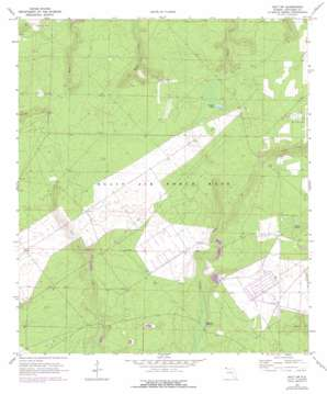 Holt Sw topo map