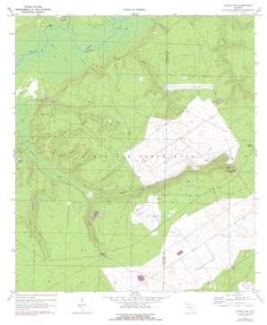 Harold Se topo map