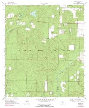 Munson topo map