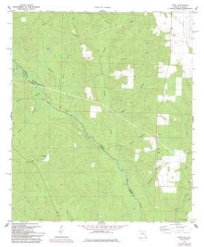 Enon topo map