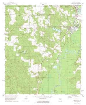 Century topo map