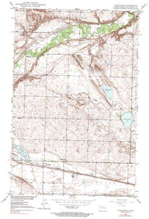 Voltaire topo map