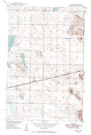 Riga topo map