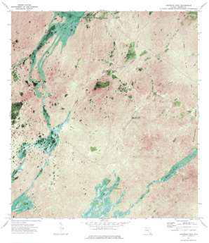 Lostmans Trail USGS topographic map 25080f8