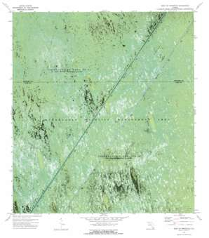 West Of Pennsuco USGS topographic map 25080h5
