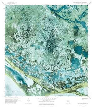 Lake Ingraham East USGS topographic map 25081b1
