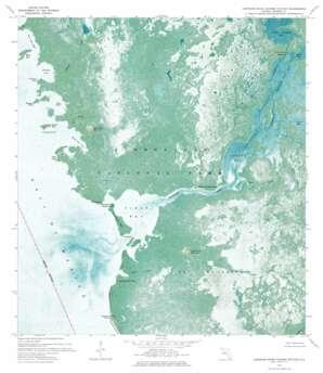 Lostmans River Ranger Station USGS topographic map 25081e2