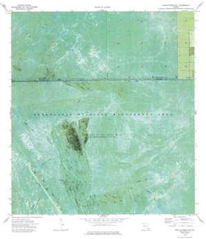 Everglades 1 Sw topo map