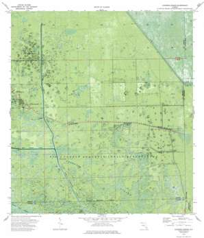 Everglades 2 Sw USGS topographic map 26080c8