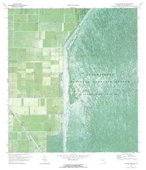 Loxahatchee Sw USGS topographic map 26080e4