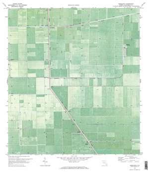 Okeelanta USGS topographic map 26080e6