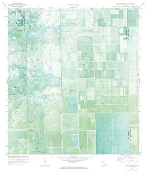Lake Harbor Sw USGS topographic map 26080e8