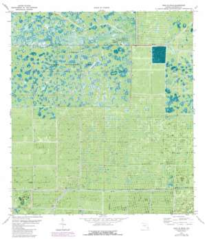 West of Delta USGS topographic map 26080g3