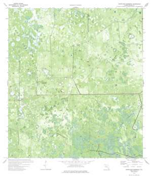 Immokalee 1 Nw USGS topographic map 26081d2