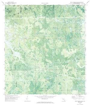 La Belle 4 Se USGS topographic map 26081e1
