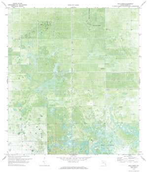 La Belle 4 Ne USGS topographic map 26081f1