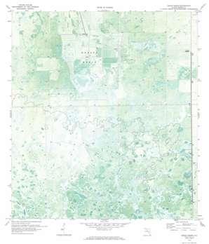 La Belle 4 Nw USGS topographic map 26081f2