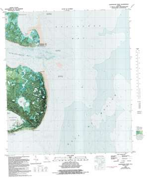 Lighthouse Point USGS topographic map 29084h3