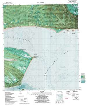 West Pass USGS topographic map 29085f1