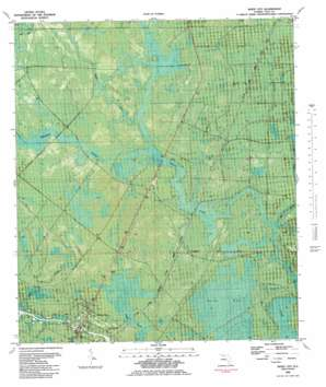 White City USGS topographic map 29085h2