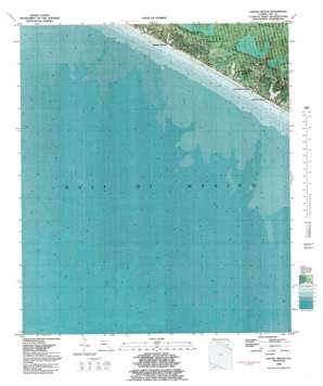 Laguna Beach topo map