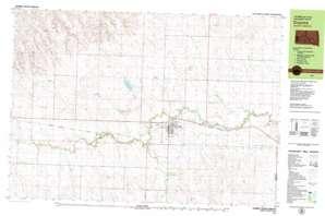Dupree topo map