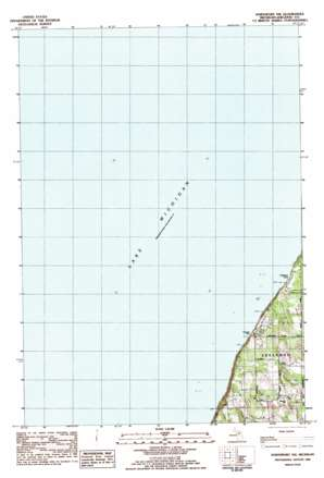 Northport Nw topo map