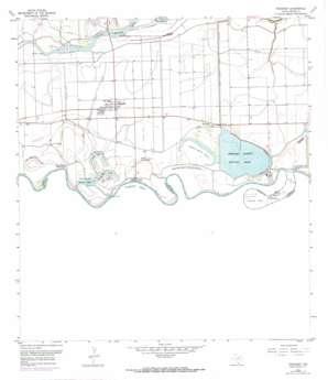 Progreso USGS topographic map 26097a8