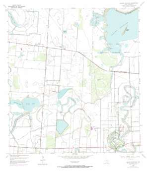 Laguna Atascosa USGS topographic map 26097b4