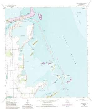 Three Islands USGS topographic map 26097c3