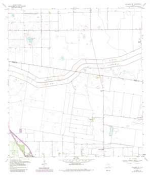 Willamar Sw USGS topographic map 26097c6