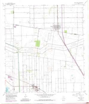 Santa Rosa USGS topographic map 26097c7
