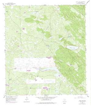 Rosita Lake USGS topographic map 26097f6