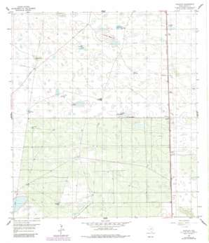 Rudolph USGS topographic map 26097f7