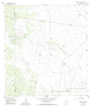 Andrea Ranch USGS topographic map 26097f8
